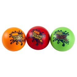 Splash Attack XL Water Skipping Ball aqua, waboba, action, net, skip